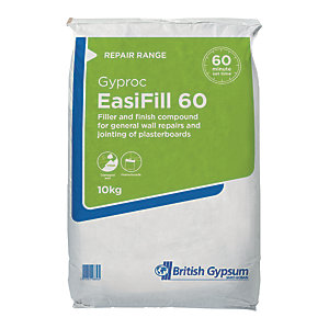 Gyproc Easi Fill 60 Compound - 10kg