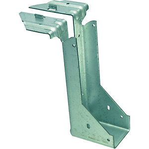 Wickes Galvanised Joist Hanger 50 x 200mm
