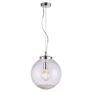 Harbour Pendant Light Chrome