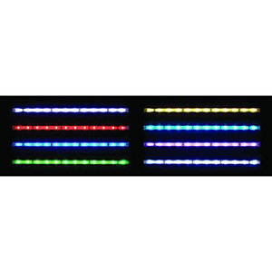 Wickes Avi Multi-coloured LED Cabinet Striplight Kit 4W - Pack of 4