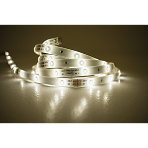 Wickes Flexible 5m Natural LED Strip Lighting Kit - 3.6W