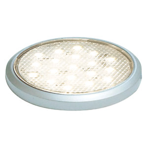 Wickes Surface Mounted Slim Round LED Light - 1.5W