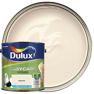 Dulux Easycare Kitchen - Magnolia - Matt Emulsion Paint 2.5L