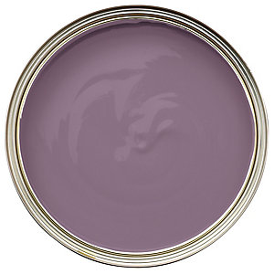 Wickes Colour @ Home Kitchen Matt Emulsion Paint - Purple Haze 2.5L