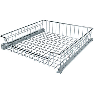 Wickes Pull Out Storage Baskets Set - 500mm