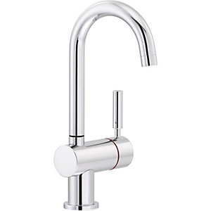 Abode Prouno Single Lever Dispenser Tap - Chrome