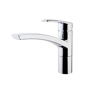 Wickes Marano Monobloc Kitchen Sink Mixer Tap - Chrome