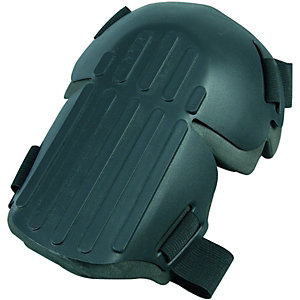 Wickes Heavy Duty Knee Pads Black