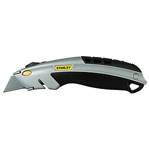 Stanley Instant Change Retractable Blade Knife