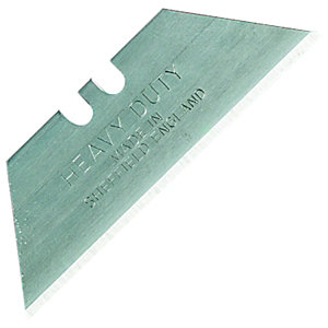 Wickes Heavy Duty Trimming Knife Blades - Pack of 5