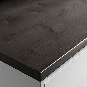 Wickes Wood Effect Laminate Worktop - Fantasy Wood 600mm x 38mm x 3m