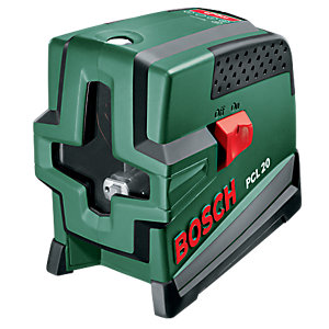 Bosch PCL20 Cross Line Laser Level