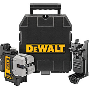 DEWALT DW089K-XJ Multi Line Laser Level
