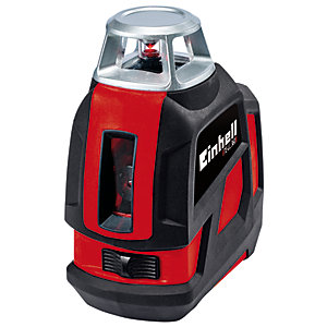 Einhell TE-LL 360 20m Self Levelling Cross Line Laser
