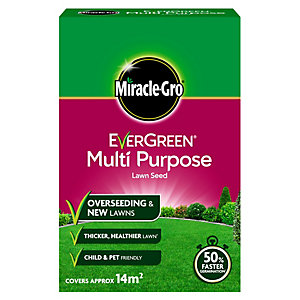 Evergreen Multi Purpose Grass Seed - 480g
