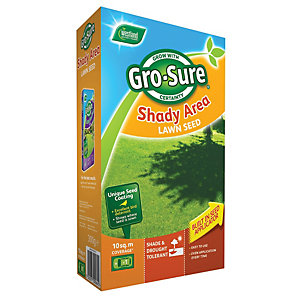 Gro-sure Shady Lawn Seed 10m2 - 300g
