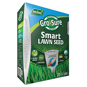 GroSure Smart Seed Lawn Feed - 25m2