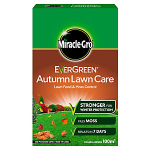 Miracle-Gro Autumn Lawn Food - 100m2