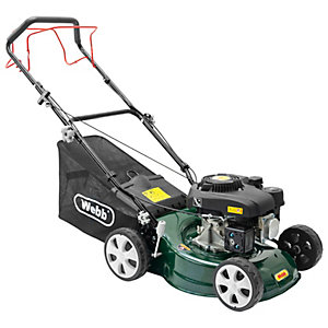 Classic 41cm 16inch Self Propelled Petrol Rotary Lawnmower