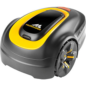 McCulluch Robotic S400 16cm Lawn Mower Cuts Up To 400m2