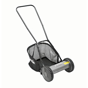 The Handy 30cm Push Hand Lawnmower