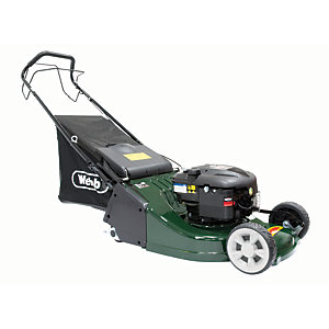 WEBB Supreme RR19SP 48cm Lawnmower