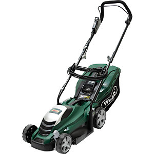 Webb 33cm Electric Rotary Lawnmower 1300w