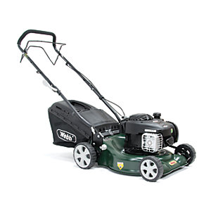Webb 41cm Self Propelled Rotary Petrol Lawnmower