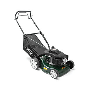Webb WER400 Petrol Self Propelled Lawnmower
