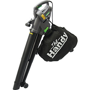 The Handy Leaf Blower and Vac- 3000W