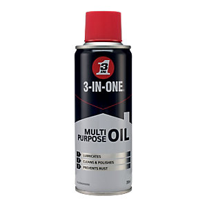 3-In-One Oil Aerosol - 200ml