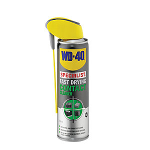 WD-40 Specialist Contact Cleaner - 250ml