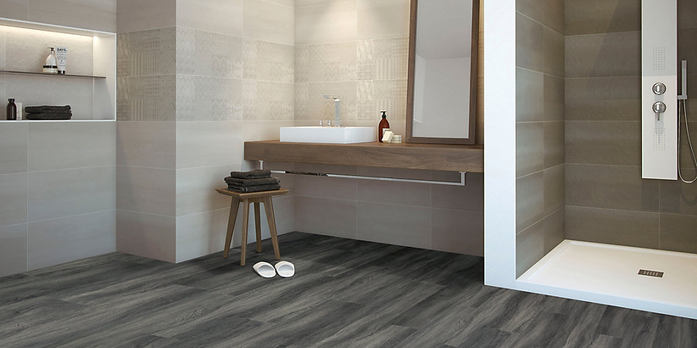 Ascot Dark Grey Oak Flooring