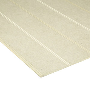 Wickes Beaded MDF Panel - 6mm x 607mm x 1220mm