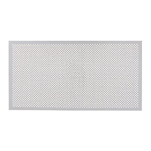 Wickes Decorative MDF Circle Radiator Screen 4mm x 607mm x 1220mm