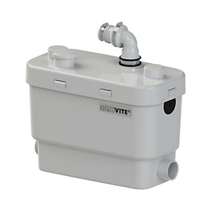 Saniflo Sanivite + 6004 Four Inlet Macerator Pump