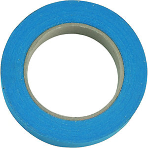 Wickes Exterior Blue Masking Tape - 25mm x 50m