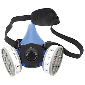 Wickes Master Respirator with Cartridges