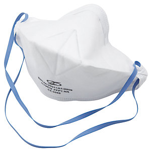 Wickes Sanding & Insulation Dust Mask P1 White