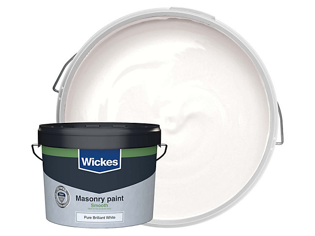 Masonry Smooth/Textured Paint 10L