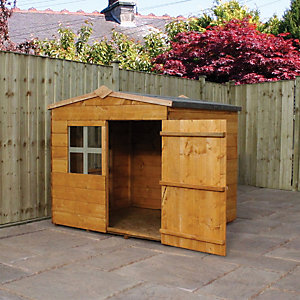 Mercia 4 x 4 ft Junior Playhouse