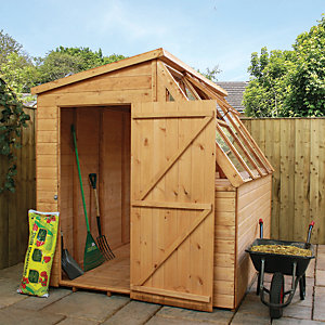 Mercia 8 x 6 ft Premium Potting Shed