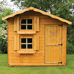 Mercia Double Storey Playhouse - 7 x 5 ft