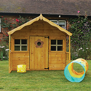 Mercia Honeyhouse Playhouse - 6 x 5 ft 6