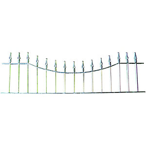 Wickes Windsor Wall Railing - 515 x 1830mm