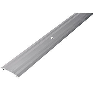 Vitrex Carpet Cover Strip Silver - 1.8m