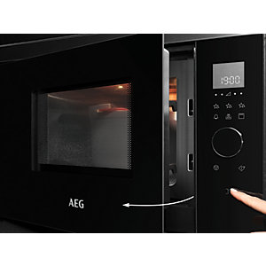 AEG 17L Built In Microwave MBB1756SEM