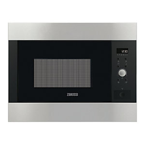 Zanussi 900W Microwave Oven with Grill ZBG26642XA