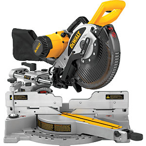 DEWALT DW717XPS-LX 250mm Compound Slide Mitre Saw - 110V