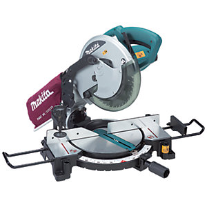 Makita MLS100N/1 Corded 255mm Cross Cut Mitre Saw 110V - 1500W